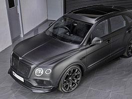 Bentley Bentayga Le Mans Edition od Kahn Design sází především na vzhled