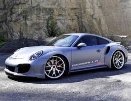 Gemballa GT je Porsche 911 Turbo se stádem 828 koní pod kapotou