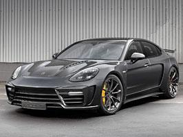 TopCar proměňuje elegantní Porsche Panamera v divoký Stingray GTR Edition