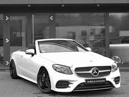 WheelsAndMore ladí nejvýkonnější sedany, kupé i kabriolety Mercedes-Benz třídy E