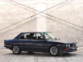 """Alpina B7 S Turbo byla vylepšená """"sedmička"""", která proháněla i supersporty. Právě teď je jedna na prodej"""