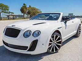 Vidíte kabriolet Bentley? Tohle auto není, čím se zdá