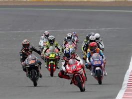 GP San Marina - Rossi doma v Misanu na 2. místě