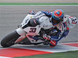 WSBK Brno: Melandri vyhrál oba závody