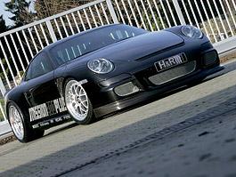 H&R 911 Turbo: přes 1 000 koní a 400 km/h!: titulní fotka