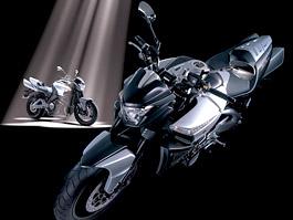 Suzuki B-King: naked-bike s výkonem supersportu (+video): titulní fotka