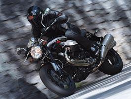 Moto Guzzi Griso 1200 8v: drsný italský naháč: titulní fotka