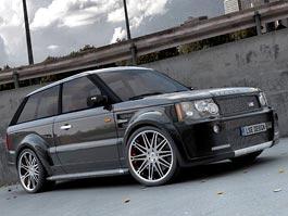 LSE Design Range Rover Sport Coupe: Jeden pár dveří stačí: titulní fotka