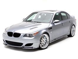 BMW M5 Evosport – Mrazivá vášeň: titulní fotka