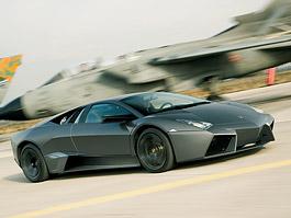 Lamborghini Reventón: Námluvy u rodinky Tornád: titulní fotka