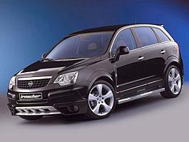 Essen 2007 Opel Antara by Irmscher: Antara přitvrdila: titulní fotka