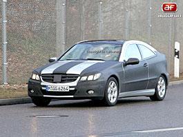 Spy photos: Mercedes CLC – S dobou půjde pouze design: titulní fotka