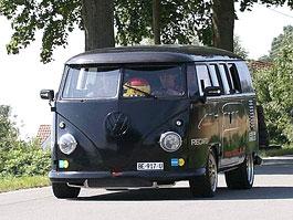 VW Bus T1 Race Taxi: Veškerý odpor je marný (+ video): titulní fotka