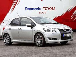 Toyota Auris Sports Study: Decentně naladěný: titulní fotka