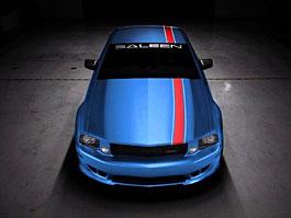 Saleen a zase Mustang GT, tentokrát jako Patriot: titulní fotka