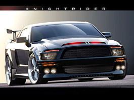 Knight Rider – KITT je zpátky: titulní fotka