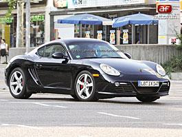 Spy Photos: Porsche Cayman a Boxster: titulní fotka