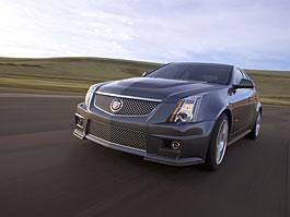 Cadillac CTS-V – Corvette v utajení: titulní fotka