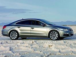 Detroit 2008: Volkswagen Passat CC Four-Door Coupé: titulní fotka