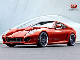Spy Photos: Nové Ferrari Dino je na cestě: titulní fotka