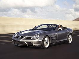 S Mercedesem SLR do servisu: titulní fotka