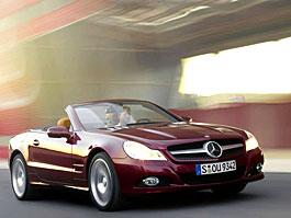 Mercedes SL 65 AMG 2008: neoficiální představení (nové fotografie): titulní fotka