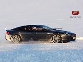 Spy Photos: Aston Martin Rapide: titulní fotka
