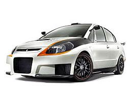 Suzuki SXForce – kříženec auta a superbiku: titulní fotka
