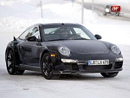 Spy Photos: Porsche 911 Targa facelift: titulní fotka