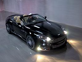 Aston Martin DB9: úpravy od Mansory pro kupé i Volante: titulní fotka