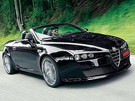 Novitec Alfa Romeo Spider: přiostření vzhledu: titulní fotka