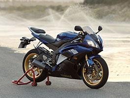 Yamaha YZF-R6 2008 (představení): titulní fotka