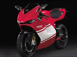 První Ducati Desmosedici RR pro Toma Cruise: titulní fotka