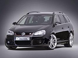 Volkswagen Golf Variant: vzhled sportovce od Caractere Automobile: titulní fotka