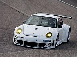 Porsche 911 GT3 RSR: modernizace závodní 911: titulní fotka