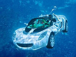 Rinspeed sQuba: James Bond může závidět: titulní fotka
