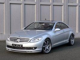 Mercedes-Benz CL v kabátku od ART Program: titulní fotka