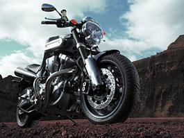 Test - Yamaha MT-01: dvouválcový rottweiler: titulní fotka