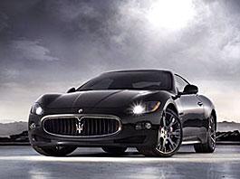 Ženeva 2008: Maserati GranTurismo S (+video): titulní fotka
