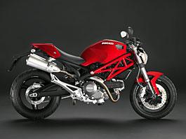 Ducati Monster 696 s novými barvami: titulní fotka