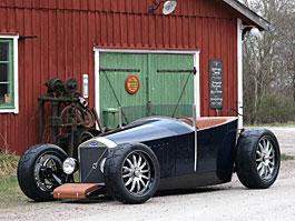 Volvo Jakob: pocta prvnímu vozu švédské značky: titulní fotka