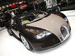 Ženeva živě: Bugatti Veyron FBG par Hermes - Super ultra speciální a ještě k tomu rychlý luxus: titulní fotka