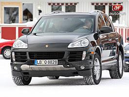 Spy Photos: Porsche Cayenne s naftou: titulní fotka