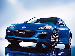 Omlazená Mazda RX-8 startuje: titulní fotka