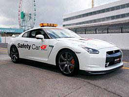 Nissan GT-R jako Safety Car v šampionátu SUPER GT: titulní fotka