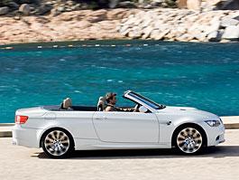 BMW M3 Convertible: oficiální informace a velká fotogalerie: titulní fotka