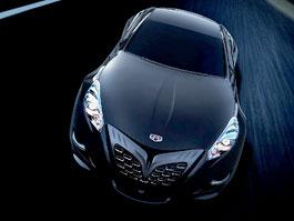 Geely GT Concept – čínský superluxus: titulní fotka