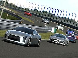 Gran Turismo 5 – zničte si svůj supersport: titulní fotka