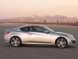 Hyundai Genesis Coupe pro nedočkavé: titulní fotka