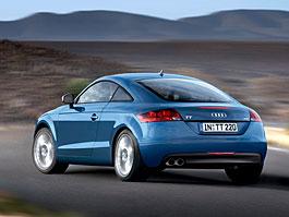 Kupé Audi TT bude cenově dostupnější: titulní fotka